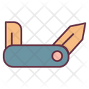 Knife Adventure Pocketknife Icon