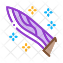 Sparkling Knife Making Icon