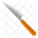 Knife Paring Kitchen Icon