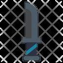 Knife Cutter Scimitar Icon