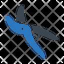 Knife Cut Park Icon