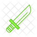 Knife Survival Outdoor Icon