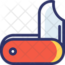 Knife Adventure Camp Icon
