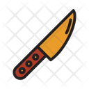 Camping Knife Outdoor Icon