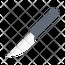 Knife Operation Medical Icon