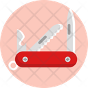 Knife Tool Soldier Icon