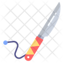 Knife Cutting Weapon Icon