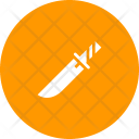 Knife Cut Blade Icon