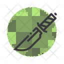 Knife Weapon Cut Icon