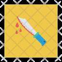 Knife Styche Blade Icon