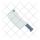 Knife Chop Butcher Icon