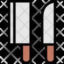 Knife Kitchen Kitchenware Icon
