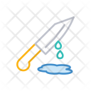 Knife Weapon Chop Icon