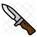 Knife Cutter Outdoors Icon