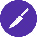 Knife Cut Sharp Icon