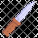 Utensil Weapon Knife Icon
