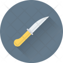 Butcher Chef Knife Icon