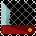 Knife Swiss Icon