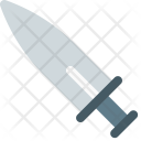 Dagger Object Knife Icon