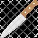 Knife Kitchenware Sharp Icon