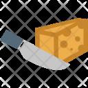 Knife Cake Sweet Icon