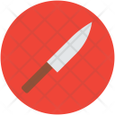 Knife Cutting Tool Icon