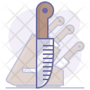 Blade Knife Cook Icon