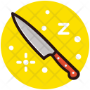 Knife Blade Peeler Icon