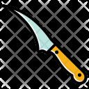 Paring Tool Equipment Icon