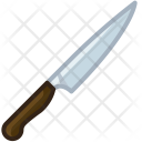 Knife Blade Carving Icon