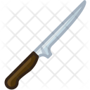 Knife Blade Cut Icon