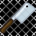 Knife Axe Blade Icon