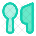 Knife spoon Icon