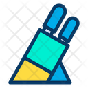 Knife Stand Icon