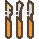 Knife Surgery Equipment Icon