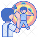 Knife Thrower Icon