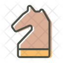 Knight Chess Piece Icon