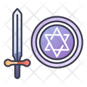 Rpg Knight Magic Icon