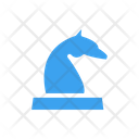 Knight Chess Game Icon