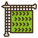 Knitting Hobby Yarn Icon