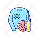 Knitwear Alteration And Repair Knitwear Alteration Icon