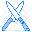 Knives Blade Cutter Icon
