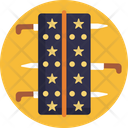 Magic Knives Witch Icon