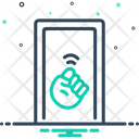 Knock Door Fisticuff Icon