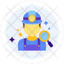 Engineer Know Your Miner Miner Icon