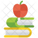 Knowledge Education Library Icon