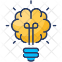 Brain Knowledge Mind Icon