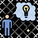 Knowledge Creative Idea Icon