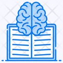 Knowledge Logical Book Apprehension Icon