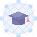 Knowledge Management Cog Icon